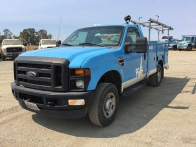 Ford F250 Service Truck