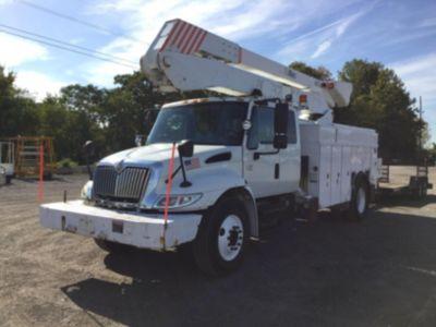 Altec A50E-OC Bucket Truck