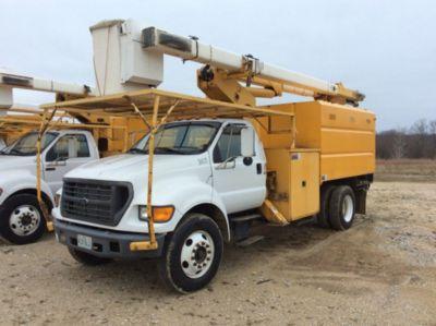 HiRanger XT55 Bucket Truck
