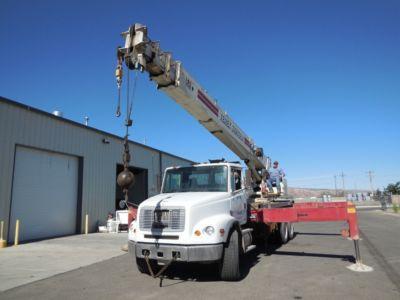 Terex BT60100, 60000 lbs, Hydraulic Truck Crane