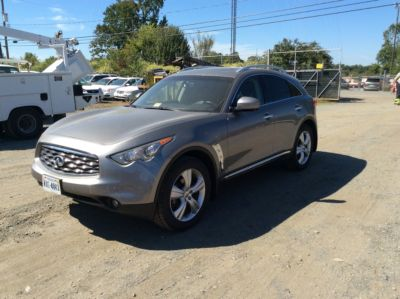2011 INFINITI FX35 4-DOOR SPORT UTILITY VEHICLE