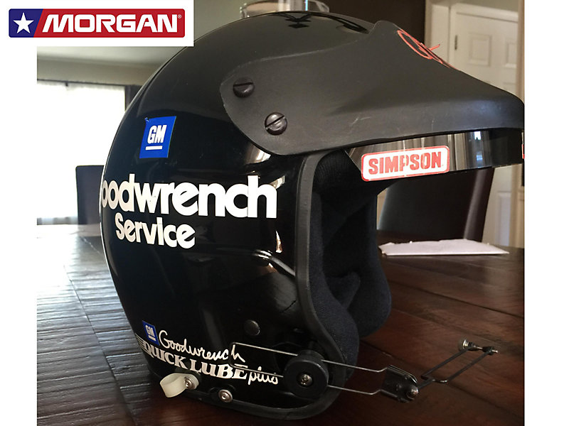 Dale Earnhardt Helmet