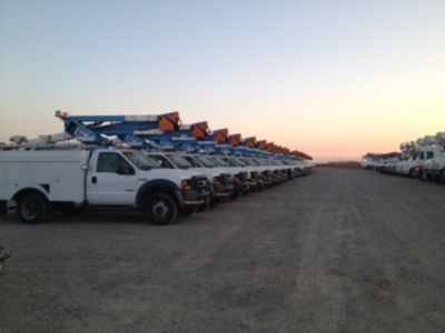 PG&E Used Equipment, Cars, Used Pickup Trucks, Used SUVs For Sale to the Public at Auction!