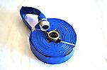 (2) 50' 2 Discharge Water Hoses, (New/Unused)