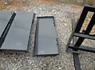 (2) Versatech Skid Steer Mounting Plates (New/Unused)