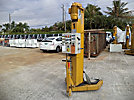 (4 pieces - 1 set) SeaFac Model 1200M65, 15,000# Per Lift Portable Truck Lifts