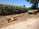 1966 Fountain T/A Extendable Pole/Material Trailer