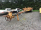1971 Hagard T/A Extendable Pole/Material Trailer