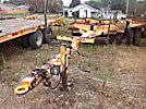 1972 Brindle Extendable Pole Trailer