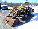 1974 Ford 3800 Rubber Tired Utility Tractor