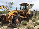 1975 Caterpillar 120G Motor Grader