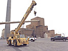 1978 P&H R150-1, 15-Ton 4x4 Hydraulic Rough Terrain Crane