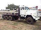 1979 AM General M920 8x6 Flatbed Truck