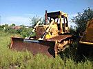 1979 Caterpillar D6D Crawler Tractor