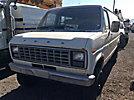 1980 Ford E250 Quigley 4x4 Cargo Van