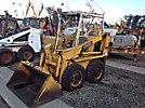 1982 Case 1835C Rubber Tired Skid Steer Loader