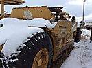 1983 Caterpillar 613B Rubber Tired Hydraulic Elevating Scraper