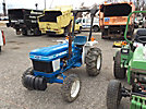 1983 Ford 1310 4x4 Utility Tractor