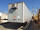 1983 Great Dane 45' S/A Storage Trailer, with A/C & heat