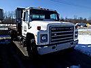 1985 International 1654 Flatbed Truck