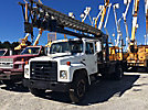 1985 International S1654 Flatbed Truck