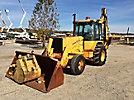 1985 John Deere 710B 4x4 Tractor Loader Extendahoe