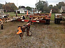 1986 Brindle Extendable Pole Trailer