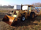 1986 Ford 445 Rubber Tired Utility Tractor