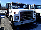 1986 International 1754 Flatbed Truck