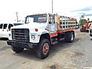 1986 International S1754 Flatbed Truck