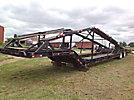 1987 Auto Haul T/A Gooseneck Car Hauler trailer