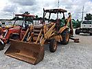 1987 Case 580K Tractor Loader Backhoe