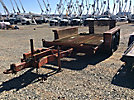 1987 Ditch Witch T-8 T/A Tagalong Trailer