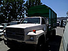 1987 Ford F700 Dump Debris Truck