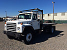 1987 International S1954 Flatbed Truck
