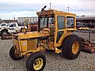 1987 John Deere 2355 Rubber Tired Utility Tractor