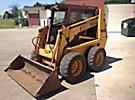 1988 Case 1845C Skid Steer Loader