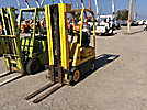 1988 Hyster Cushion Tired Forklift
