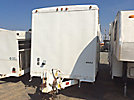 1988 Wells Cargo T/A Enclosed Utility Trailer