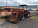 1989 Case/International 485 Utility Tractor Loader