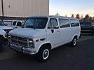 1989 Chevrolet G3500 Cargo Window Van