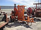 1989 Sherman Reilly PT2766 Single-Drum Puller, trailer mtd