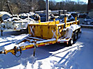 1990 Ace Welding T/A Reel/Material Trailer