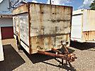 1990 Adkins Enclosed Cargo Trailer