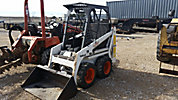 1990 Bobcat 440B Rubber Tired Skid Steer Loader