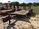 1990 Ditch Witch T/A Tagalong Equipment Trailer
