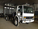 1990 Ford LN700 Flatbed Truck