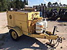 1990 Hesco 1500-10 Portable Manhole System, trailer mtd