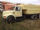 1990 International 4600 Chipper Dump Truck