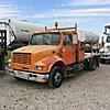 1990 International 4700LP Stake Truck